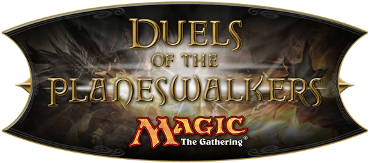 logo officiel de la série Duels of the Planeswalkers
